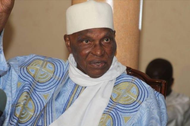 abdoulaye wade pardonne à cheikh amar
