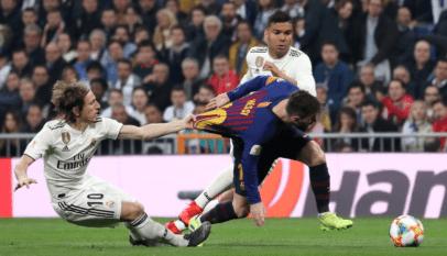 coupe du roi: Real-Barça