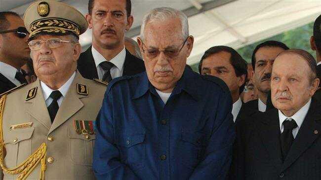 l'armée algérienne parle de la crise