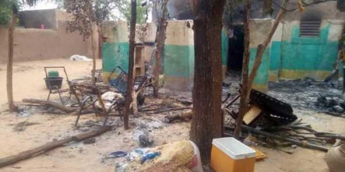 attaque des peulhs du mali