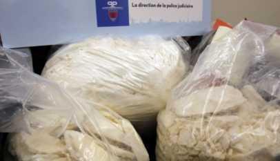 800kg de drogue saisi en guinée bissau