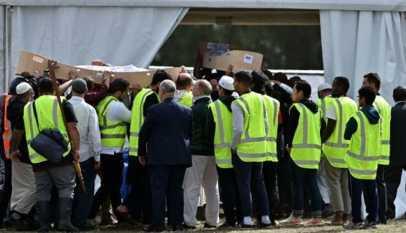 funérailles des victimes du carnage du christchurch