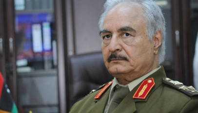 ingérence de la Russie sur la Libye