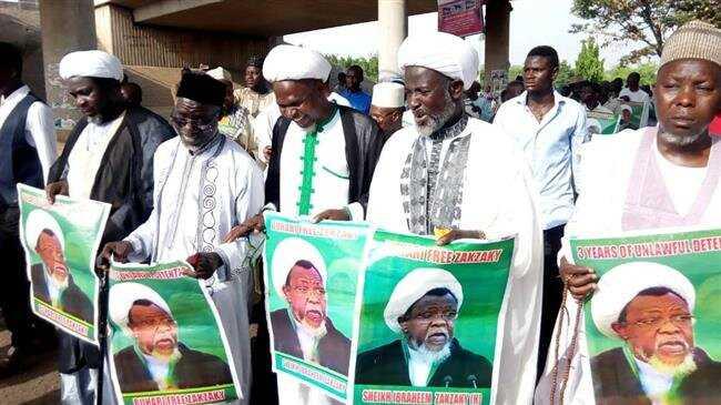 des religieux demandent la libération du sheikh ibrahim