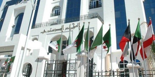 le parlement algérien élira son président par intérim