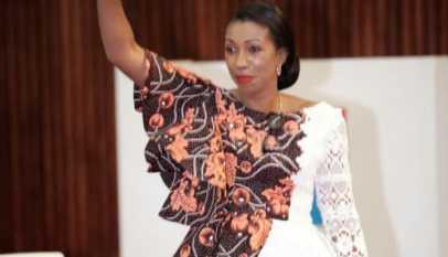 RDC/Jeannine Mabunda Lioko: Première femme élue à la tête du parlement
