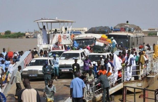 des sénégalais expulsés de la mauritanie