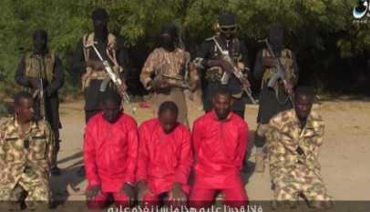 boko haram exécute 5 soldats