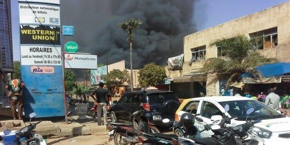 Attaque d'une Eglise au Burkina Faso: Cinq morts dont le Pasteur