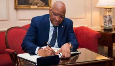 Soumeylou Boubeye Maïga démissionne du poste du pm
