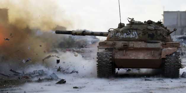 conflit à libye