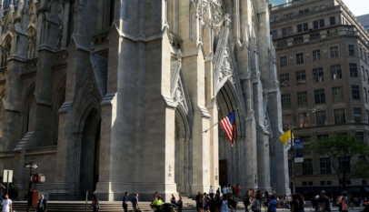 tentative d'attentat à la cathédrale de new york