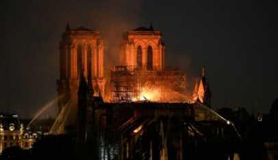 les causes de l'incendie de notre dame de paris