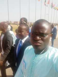 omar ndiaye 225x300 Un militant de l'APR meurt après avoir assisté à la prestation de serment du président à Diamniadio (photos)