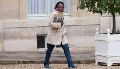 sideth ndiaye, porte-parole du gouvernement français