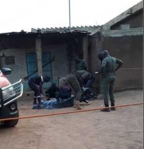 un mort suite à une attaque d'un bureau de poste à tamba