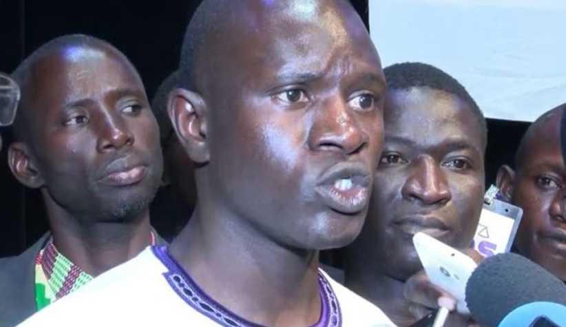 Suppression du poste du PM: «Avec ou sans autorisation, nous tiendrons ce rassemblement», Babacar Diop (Fds)