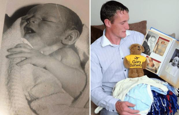 Abandonné dans un aéroport, Steve Hydesretrouve ses parents 33 ans après