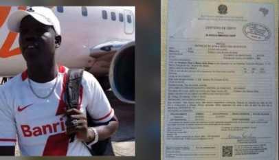 Brésil: Comment El Hadji Amadou Diop s'est suicidé ?