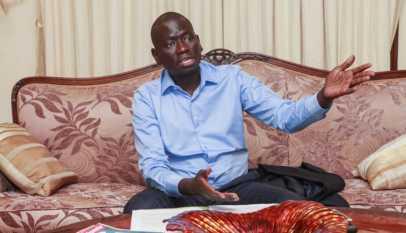 Serigne Mboup maire de Kaolack