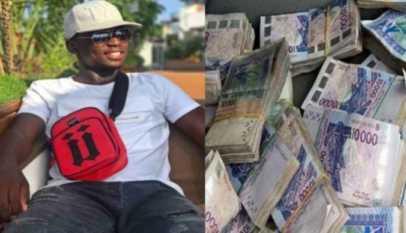 Récidivisme: Assane Loppy pompe les comptes bancaires d'un célèbre politicien