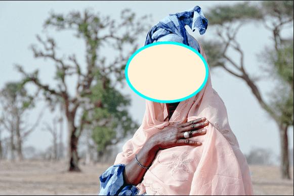 Insolite: Une femme marche de Mauritanie à Dakar pour féliciter Macky
