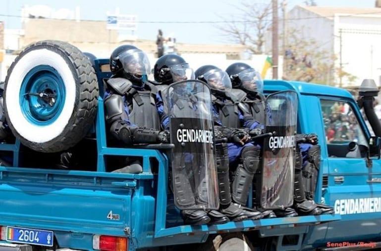 Sénégal: 4 gendarmes risquent 10 ans de prison