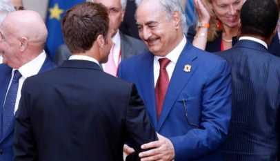 Libye: Missiles découverts sur une base pro-Haftar: La France s'en lave les mains