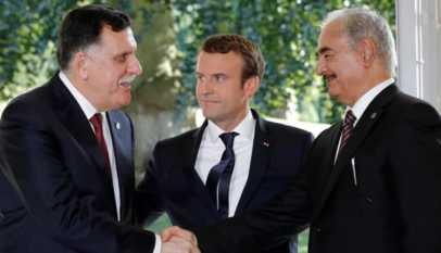 Le chef du gouvernement de Tripoli chez Macron: Les dessous de cette visite !