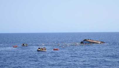 Naufrage d'un bateau à Tunisie: 70 migrants africains meurent noyés et 36 rescapés