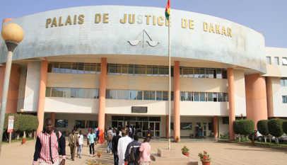 Tribunal Dakar: Ousmane Mbengue