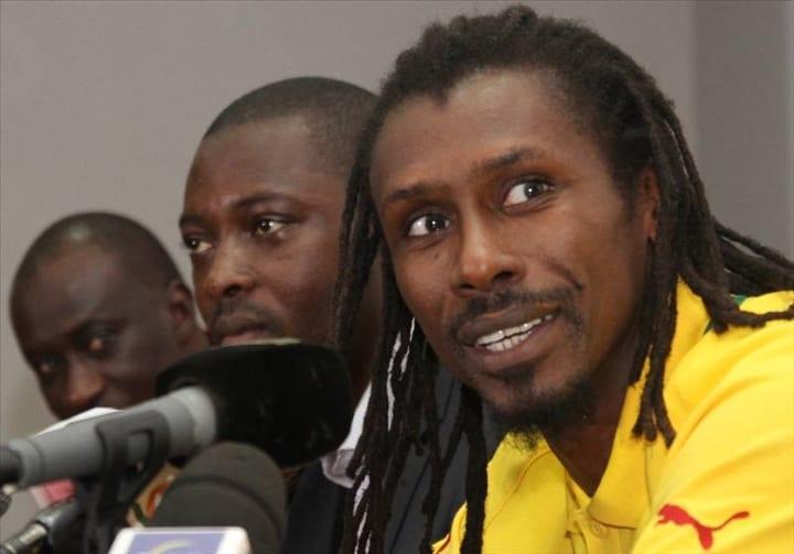 Can 2019: Aliou Cissé rassure les sénégalais et prend son adversaire