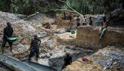 RD Congo: un gisement de mines s'effondre et fait 43 morts