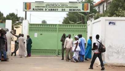 Rebeuss: Quand Khalifa Sall fait limoger la directrice de la prison Agnès Ndiogoye