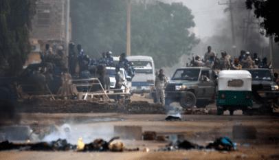 plus de 35 morts lors d'une manifestation au soudan