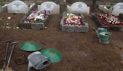 25 corps de bébés retrouvés dans un cimetière
