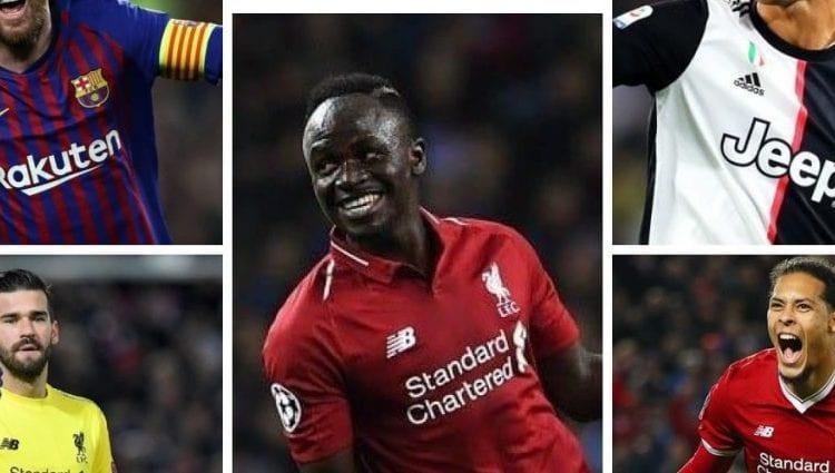 Ballon d'or: Un seul africain parmi les cinq favoris