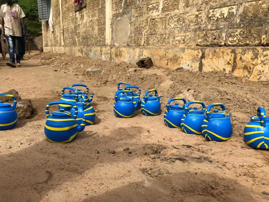 Ngueniene OTD 09 1024x768 (Photos) Inhumation de Tanor Dieng: Nguéniène grouille déjà du monde