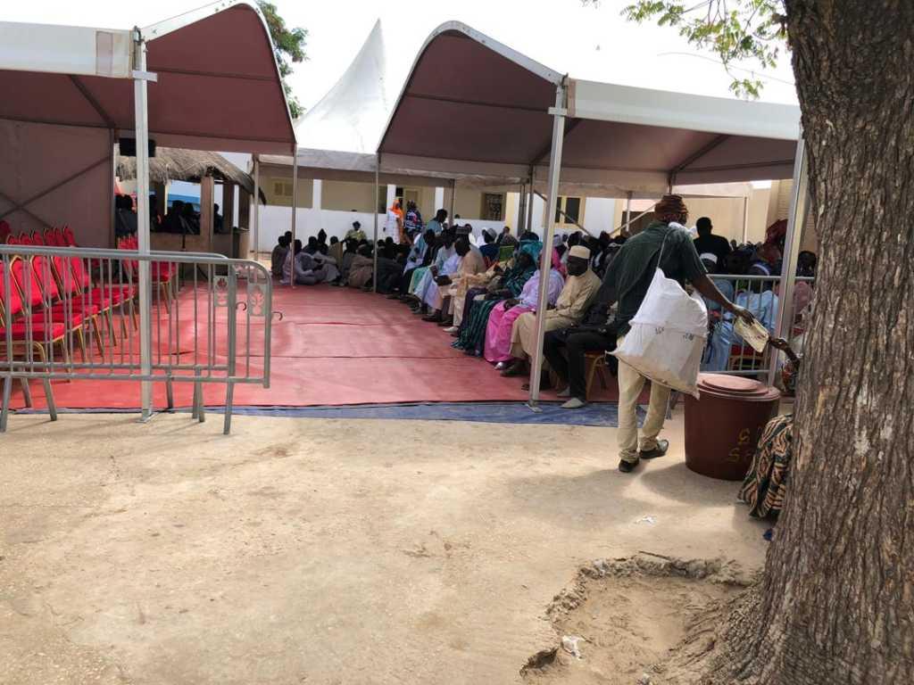 Ngueniene OTD 14 1024x768 (Photos) Inhumation de Tanor Dieng: Nguéniène grouille déjà du monde