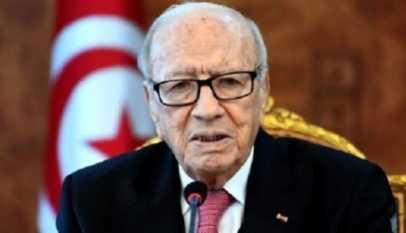 Urgent: le président tunisien Béji Caid Essebsi a tiré sa révérence