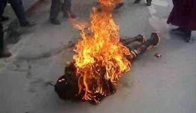 Casamance: une jeune femme s'immole par le feu