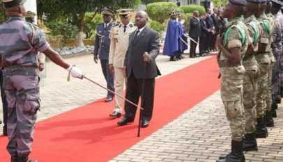 Gabon: Ali Bongo encore à l'hôpital en Angleterre ?