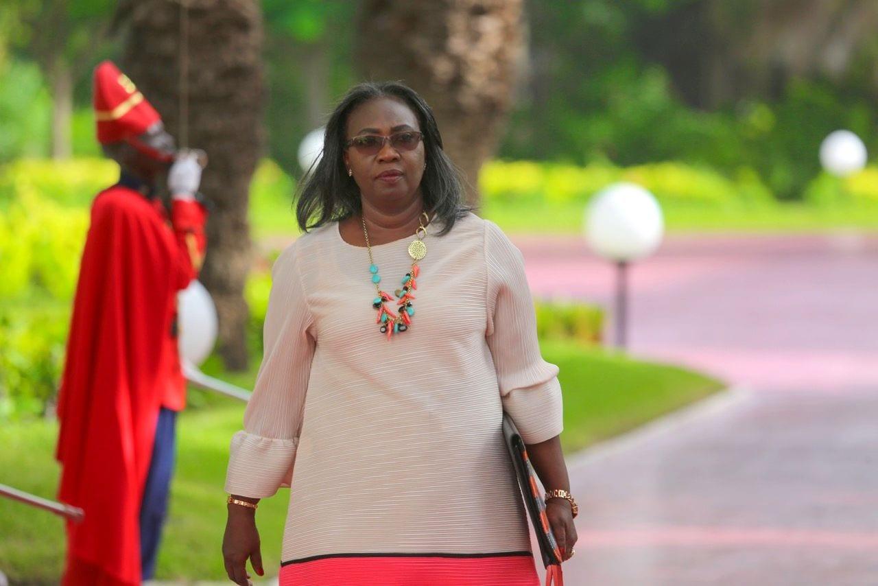 Fer de Falémé: Sophie Glamima Siby répond à Ousmane Sonko