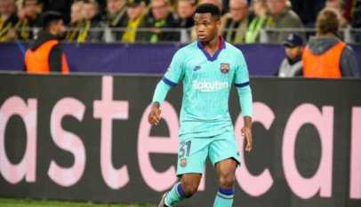 Football: Ansu Fati obtient la nationalité espagnole