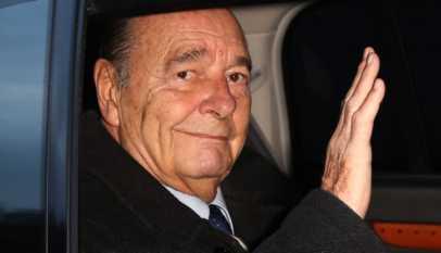 France: L'ancien président Jacques Chirac n'est plus !