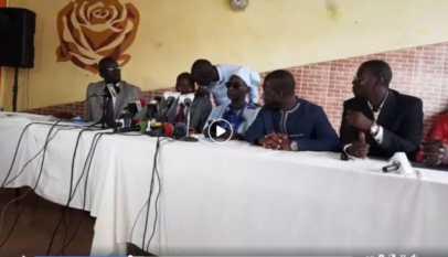 Affaire des 94 milliards: Le bâtonnier freine les avocats d'Ousmane Sonko
