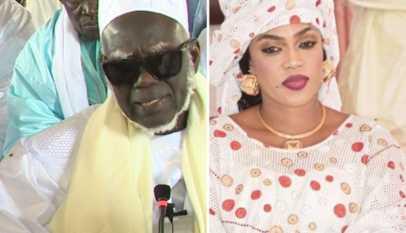 Serigne Mountakha rappelle à l'ordre Sokhna Aïda Diallo