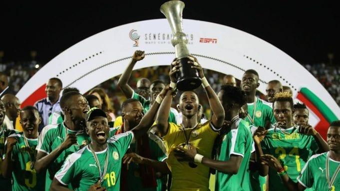 Le Sénégal remporte la coupe de l'UFOA