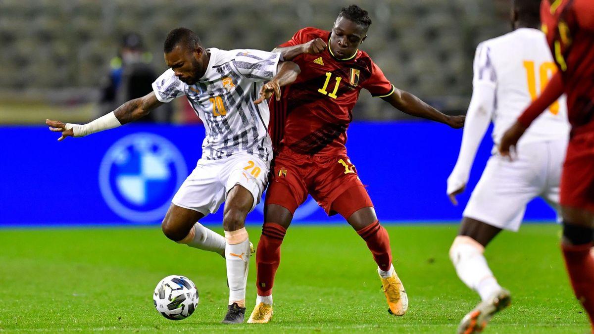 Match Cote d'ivoire/Belgique : match nul…. - KEPPAR